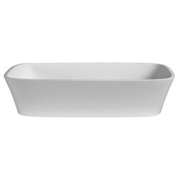 Catherine Basin 540x350x120mm Polished White