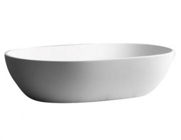 Toronto Countertop Basin 550x350x125mm Gloss White