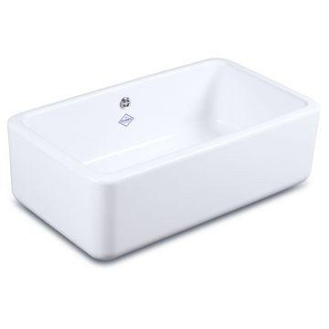Classic 800 Butler Sink 795x460mm White