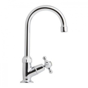 Cobra - Victoriana - Taps - Sink Pillar Taps - Chrome