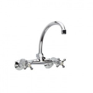 Cobra - Victoriana - Taps - Sink Mixers - Chrome