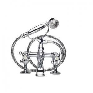 Cobra - Victoriana - Taps - Bath Mixers - Chrome