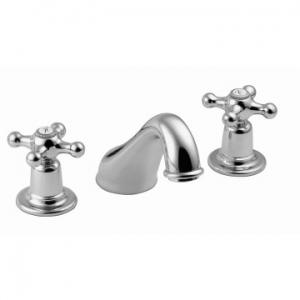 Cobra - Victoriana - Taps - Basin Mixers - Chrome