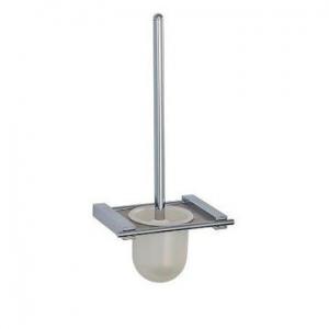 Vision Toilet Brush Holder Chrome