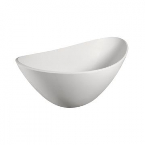 Rio Bath Freestanding No Overflow 1720x830x620mm Pearl White
