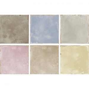 Lenos Floor Tile Porcelain 223x223mm Color
