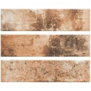 Piatto Wall Tile Ceramic 75x300mm Terra