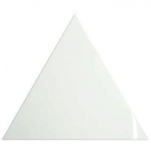 ZYX Layer Wall Tile Ceramic 150x170mm Gloss White