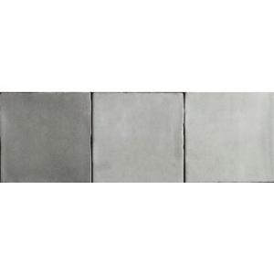 Artisan Wall Tile Ceramic 130x130mm Brillo Grey