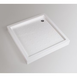 Standard Composite Shower Tray 1000x1000mm White