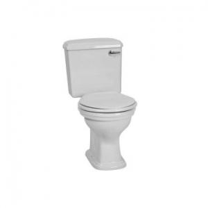 Saffer - Classico - Toilets - Close-Coupled - White