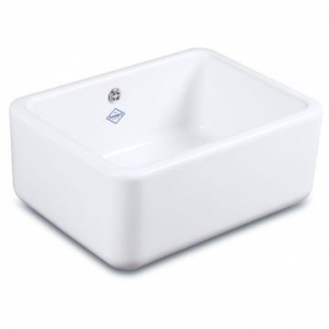 Butler 600 Sink 595x460x255mm White