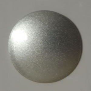 Silver Paint Finish for Bath Exterior