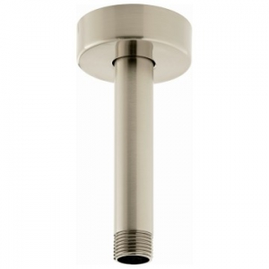 Fixed Ceiling Shower Arm 100mm (4'') Brushed Nickel