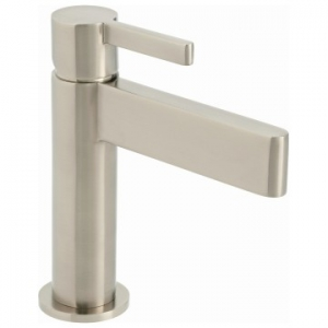Edit Single Lever Mono Basin Mixer Smooth Bodied Brushed Nickel