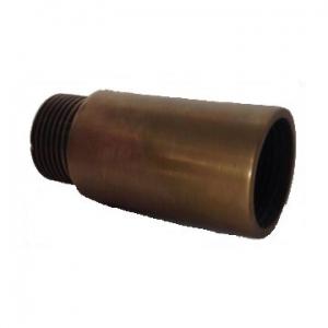 Extension Piece  3/4 x 50mm Long  Antique Brass