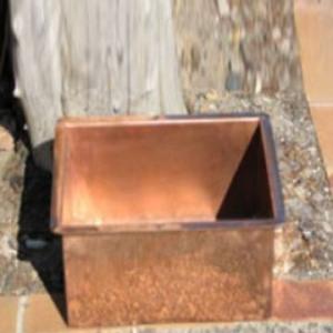 Victorian Side VicSide Basin Drop-In Square Copper