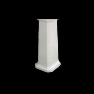 New Ham Full Pedestal White